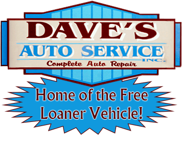 Blog Tag Archives: Alignment - Dave's Auto Service